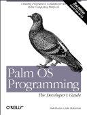 Palm OS Programming [Pdf/ePub] eBook
