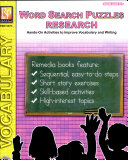 Word Search Puzzles  Research