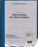 Binge Drinking on College Campuses