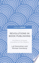 Revolutions in Book Publishing