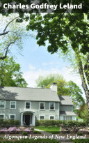 Algonquin Legends of New England Pdf