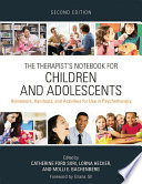 The Therapist s Notebook for Children and Adolescents Book