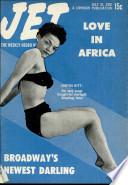 31 jul 1952