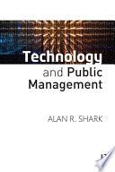Technology And Public Management