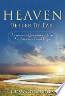 Book Image: Heaven: Better By Far