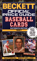 The Official Beckett Price Guide to Baseball Cards 1997