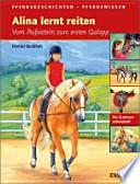 Alina lernt reiten