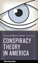 Conspiracy Theory in America Pdf/ePub eBook