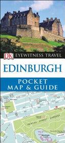 Eyewitness Pocket Map and Guide - Edinburgh