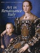 Art in Renaissance Italy Book PDF