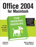 Office 2004 for Macintosh