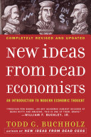 Pdf New Ideas from Dead Economists Telecharger