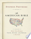 The American Bible Whose America Is This