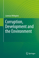 Pdf Corruption, Development and the Environment Telecharger