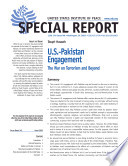 U. S. -Pakistan Engagement