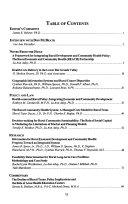 Texas Journal of Rural Health