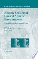 Remote Sensing of Coastal Aquatic Environments