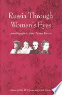 Russia Through Women's Eyes
