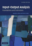 Cover of Input-Output Analysis