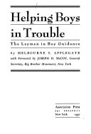 Helping Boys in Trouble Book PDF