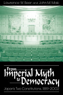 From Imperial Myth to Democracy Book