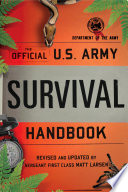 U S  Army Survival Handbook  Revised