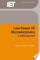 Low-power HF Microelectronics