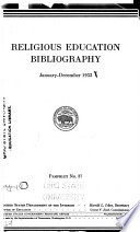 Religious Education Bibliography