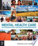 Mental Health Care Google Ebook