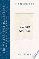 The Westminster Handbook to Thomas Aquinas