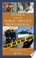 Ethics For The Public Service Professional Book PDF