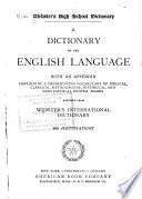 Webster's High School Dictionary