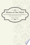 Muses Of One Mind Book