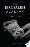 The Jerusalem Academy  2nd Edition