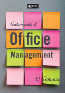 Fundamentals Of Office Management