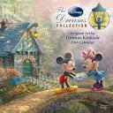 Thomas Kinkade: the Disney Dreams Collection 2018 Mini Wall