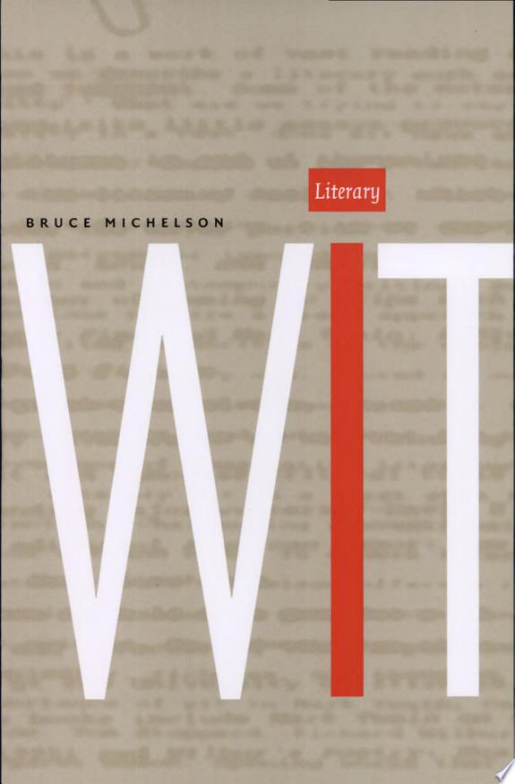 Literary Wit