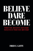 Believe Dare Become Pdf/ePub eBook