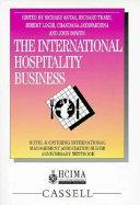 The International Hospitality Business