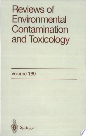 Download Reviews of Environmental Contamination and Toxicology Free PDF Books - Free PDF