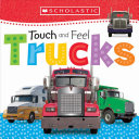 Touch and Feel Trucks Book PDF