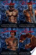 Rise of the Pride Box Set  Books 1 4