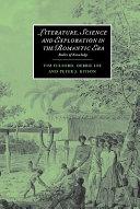 Literature  Science and Exploration in the Romantic Era