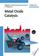 Metal Oxide Catalysis  2 Volume Set