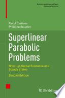 Superlinear Parabolic Problems
