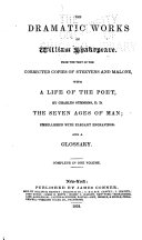 Pdf The Dramatic Works of William Shakespeare