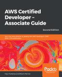 AWS Certified Developer     Associate Guide