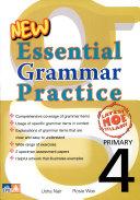 New Essential Grammar Practice Primary 4