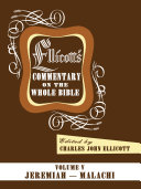 Ellicott's Commentary on the Whole Bible Volume V [Pdf/ePub] eBook