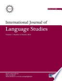International Journal Of Language Studies Ijls Volume 7 4